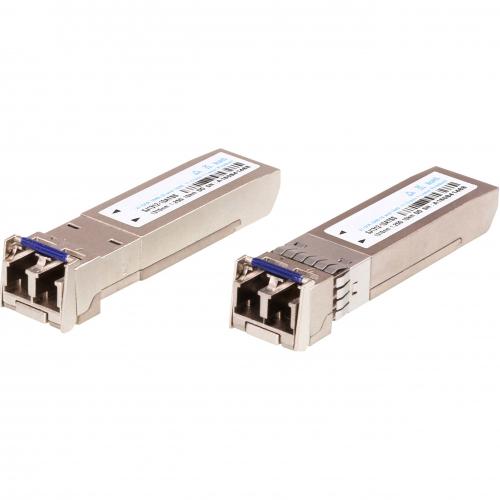 10G Single-Mode/10KM Fiber SFP Module