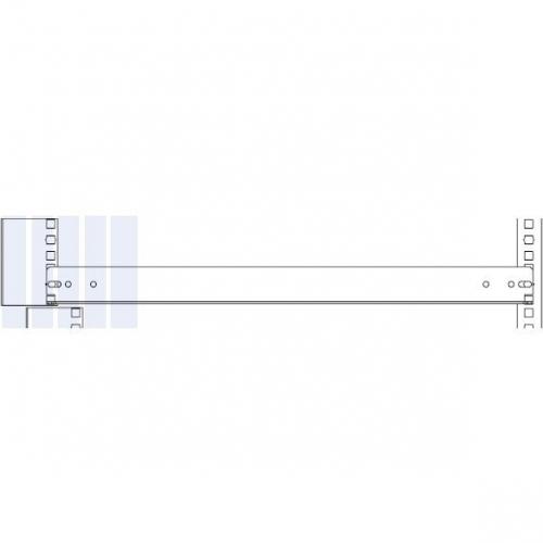 Glissières à accrochage rapide pour Kit 5022-12