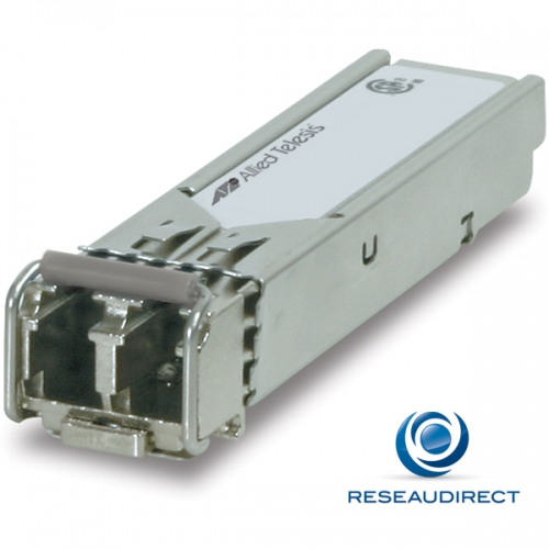 Allied Telesis AT-SPFX/2 Module SFP FE 100Mbs Multimode 1310nm 2Km budget 9dBm 2xLC