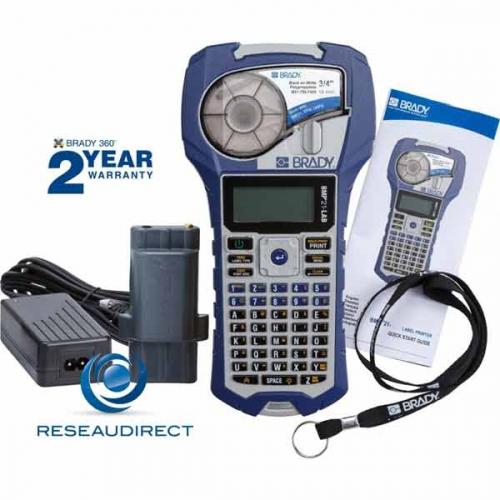 Brady-BMP21-Lab-kit-etiqueteuse-batterie-alim-Reseaudirect
