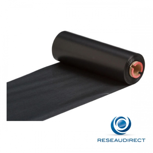 Brady BBP12/11 R7950-65mmx70m-/O 804467 ruban Transfert Thermique en Cire/résine R7950 l=65 mm L=70 m Noir