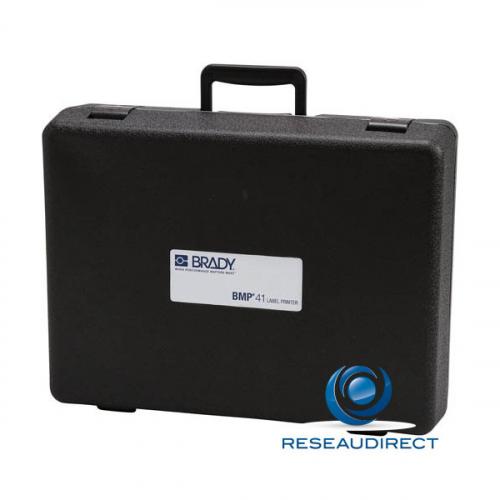 Brady BMP41 BMP41-HC 133257 Malette de transport et protection pour étiqueteuse BMP41
