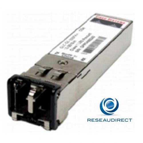 Cisco GLC-FE-100FX Module SFP FE 100Mbs Multimode 1300nm 2Km budget 11dBm 2xLC