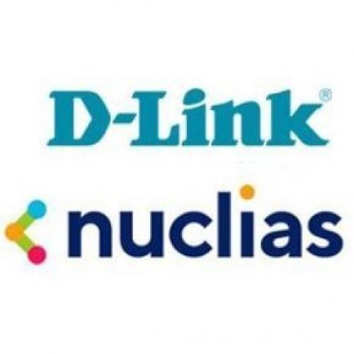 Dlink DBS-WW-Y1-LIC Nuclias Licence Additionnelle Management Cloud pour Smartswitch DBS-2000 durée 1 an 12 mois