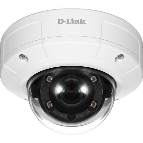 Caméra Dôme IK10 Full HD IP-66 PoE af IR 20m WDR