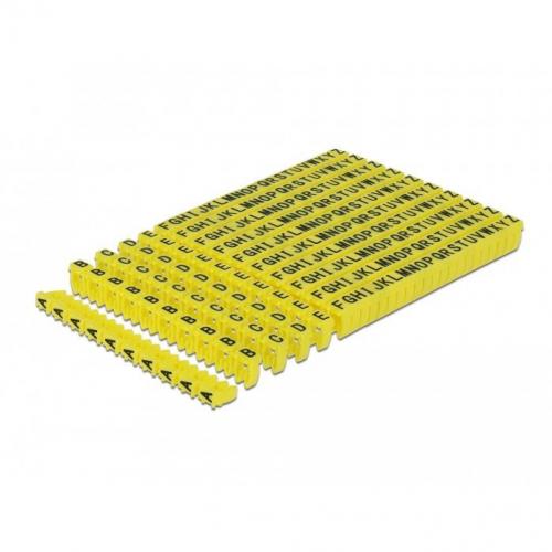 Pack de 10 marque câble A à Z x 10 RJ45