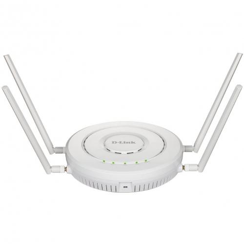 AP Unifié PoE at Wifi AC2600 Wave2 Antennes Ext.