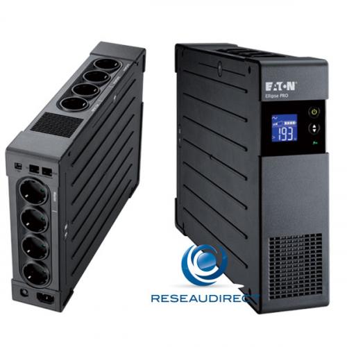 Eaton MGE ELP1200FR Onduleur professionnel Ellipse PRO 1200 FR Line Interactive INline 750 Watt - 1200 VA
