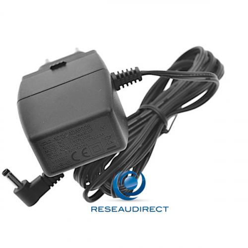 Funktel Bloc Alimentation chargeur pour DECT Funkwerk FC4 étendu (6.4 V /620 mA) EU ref 5900603566