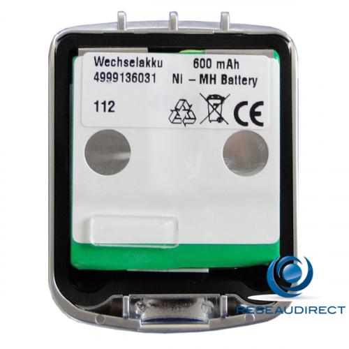 Funktel Batterie pour téléphone D3 Avaya version II NI-MH 600 mAh avec capot à clip Ref Funkwerk 4999136031