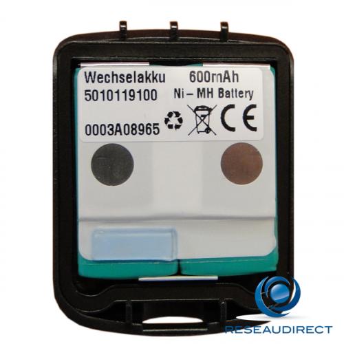 Funktel Batterie pour téléphone FC1 version II NI-MH 600 mAh avec capot à clip Ref Funkwerk 5010119100 - Obsolète - Plus disponible