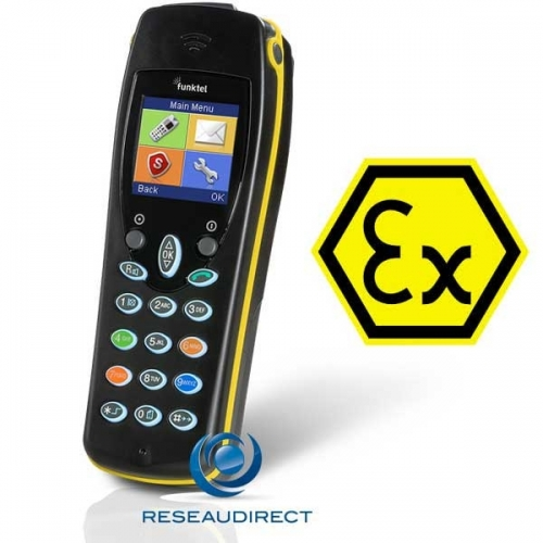 Funktel FC4 EX2G EX HS Version 2 Face