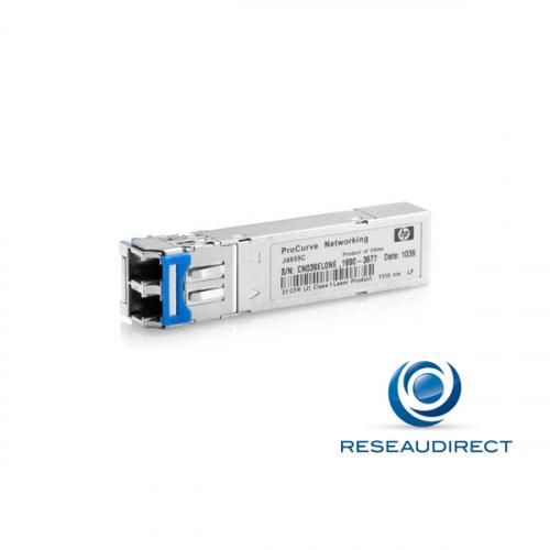 HP J4859C Module SFP GE 1000Base-LX 1000Mbs Monomode 1310nm 10km 2xLC