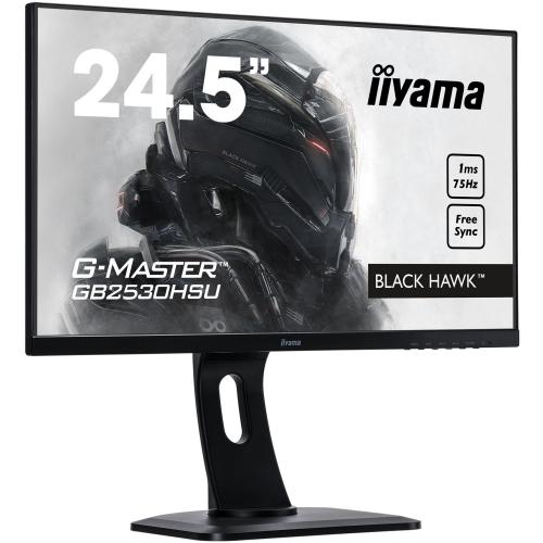 """Moniteur 24,5"""" G-Master 1920x1080 DP HDMI VGA HP"""