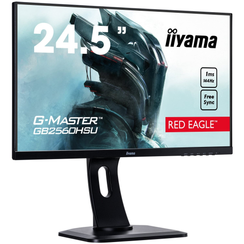 "Moniteur 24,5"" G-Master 1920x1080 DP HDMI HP"