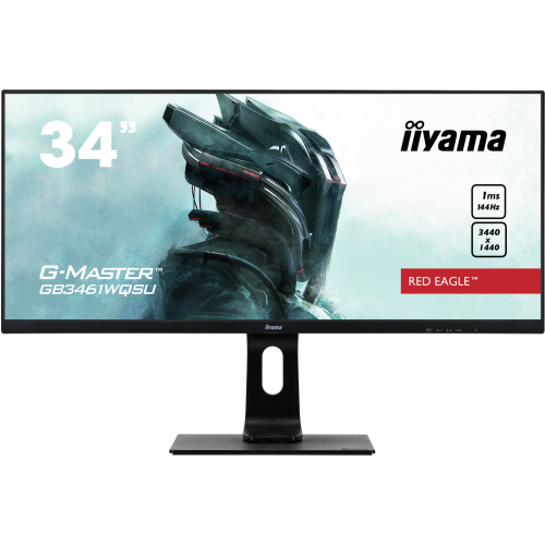 "Moniteur  34"" Ultra Wide 3440x1440 2xHDMI 2xDP"