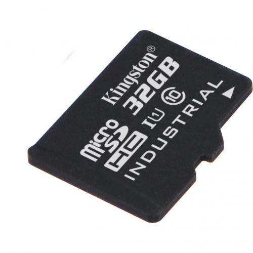 Carte Micro SDHC industrielle UHS-I 32GB -40/+85°C