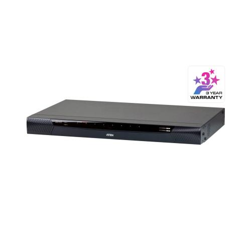 Commutateur KVM IP 8 voies VGA PS2 USB