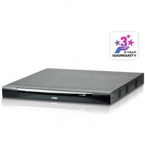 Commutateur KVM IP 32 ports  CAT5e Audio
