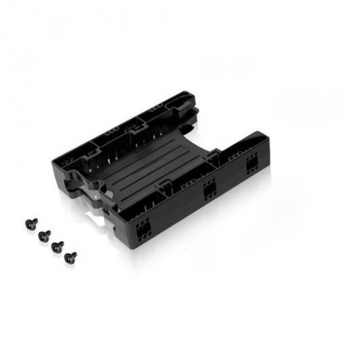 """Adaptateur HDD 2x 2""""1/2 emplacement 3""""1/2 Eco"""