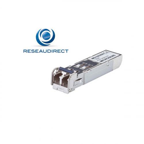 Microsens MS100200 Transceiver SFP GE 1000Base-SX Multimode 850nm 220m/550m 2xLC