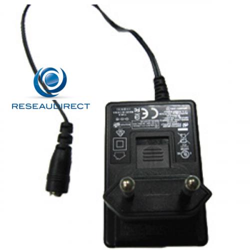 Moxa Nport 5100A-ALM Bloc alimentation électrique externe à vis 12V 0.5A pour Nport 5110A-5130A-5150A ( PWR-12050-WPEU-S1 )