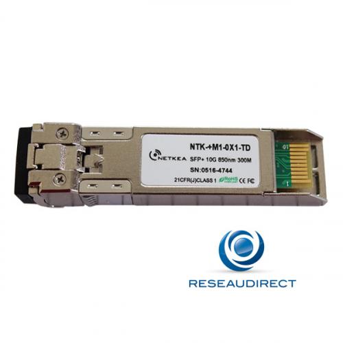 Huawei Transceiver SFP+ 10Gb/s Compatible OMXD30000-EQ Multi-mode 850nm 26/300m 2xLC DOM -40/+85°C