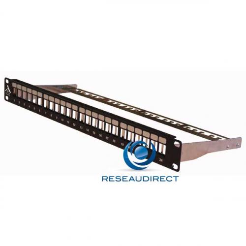 Panneau-de-brassage-format-Kestone-24-ports