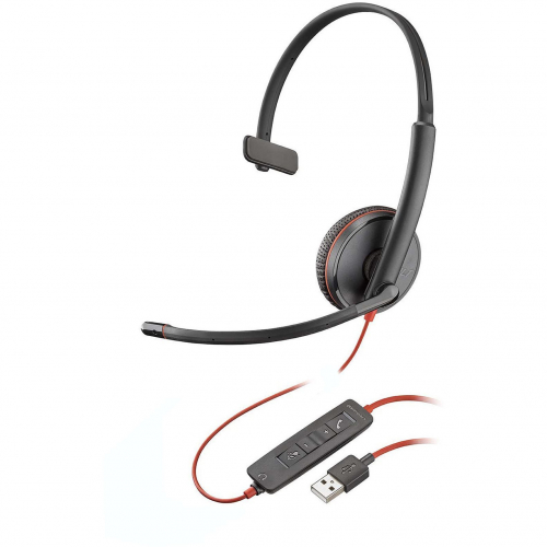 Casque Blackwire C3215 mono USB type A
