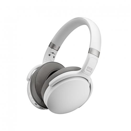 Casque Bluetooth stéréo ADAPT 360 ANC blanc