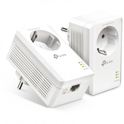 Kit 2 adapt. CPL 1000Mbits Gigabit M/F