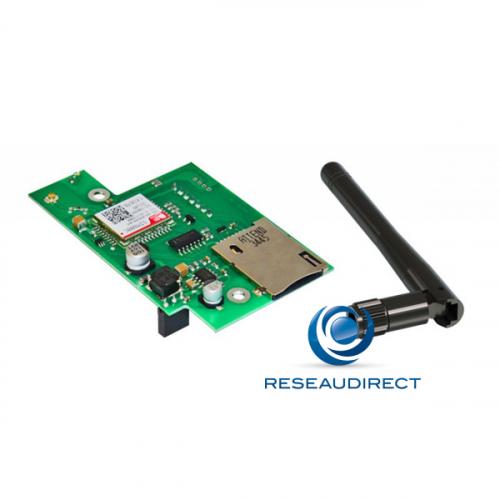 Vutlan VT700 carte modem GSM avec antenne SMA pour boitiers de monitoring ou PDUs
