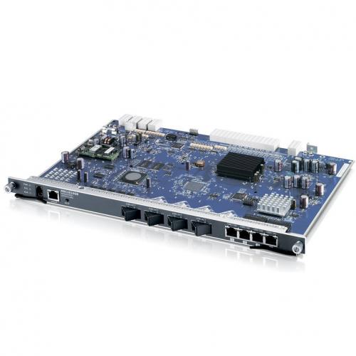 Carte de management 4 ports combo 1000BaseT/SFP