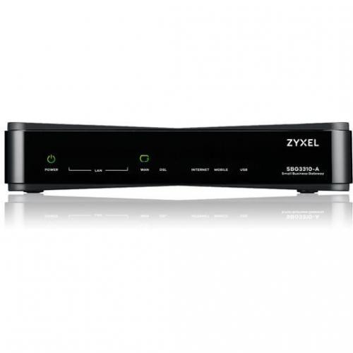 Modem routeur multi Wan ADSL&VDSL2 Wan + Wan RJ45