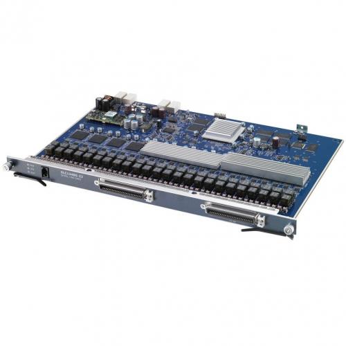 Carte G.SHDSL.bis - 48 ports - connecteurs Telco21