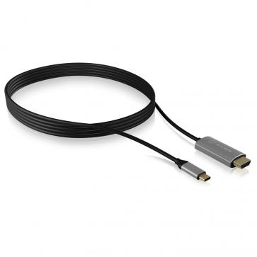 câble USB type C -> HDMI 3840x2160 @60Hz 1,8m