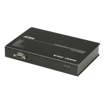 KVM Emetteur USB HDMI USB2.0 jusqu'à 100m HDBaseT2