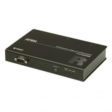 KVM Récept. USB DP USB2.0 jusqu'à 100m HDBaseT2