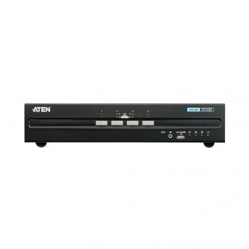 Switch KVM Desktop 4 ports Dual DVI secure