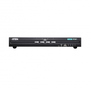 Switch KVM Secure 4 ports USB HDMI
