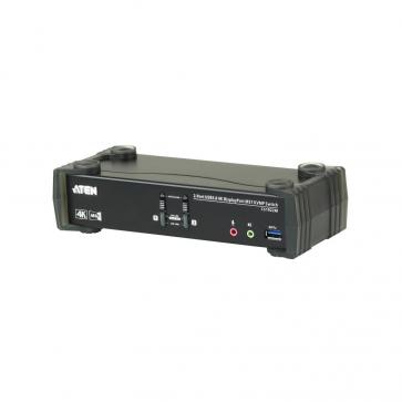 Switch KVMP MST Desktop 2 ports DP USB 3.0 4K