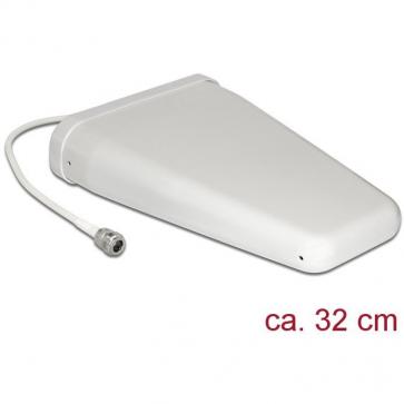 Antenne LTE outdoor N Jack 8 10,5dBi RG58 32cm