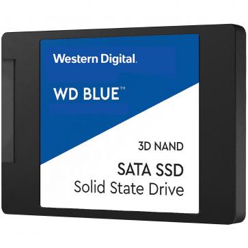 "SSD WD Blue 3D NAND 500 Go SATA Format 2.5"""