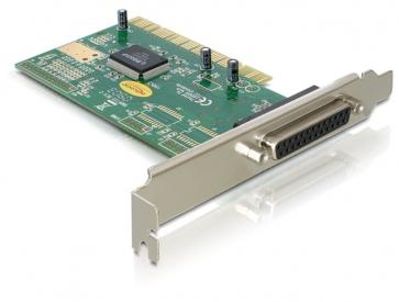 Delock PCI-1P Carte parallèle PCI 1 port EPP/ECP