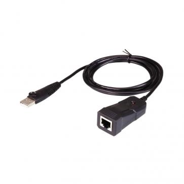 Câble adaptateur USB vers RS-232 Console RJ45 1,2m