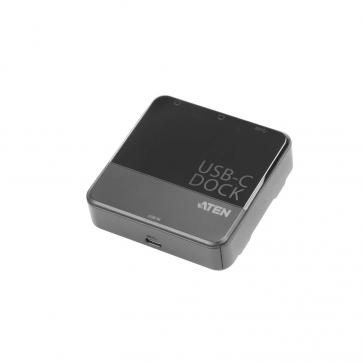 Adaptateur USB Type C > Dual HDMI
