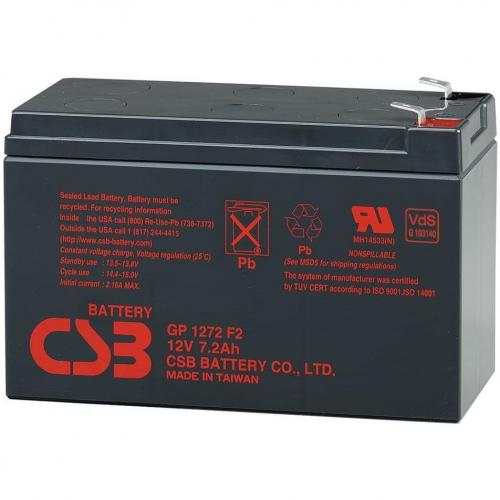 Batterie NITRAM GP1272F2  -7.2Ah