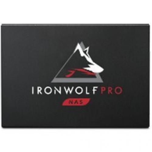 SSD IronWolf Pro 125 480go