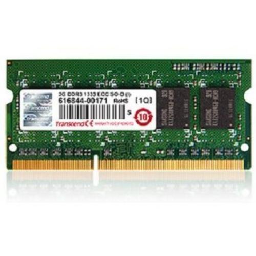 Mémoire SODIMM DDR3-L 8Go 1600MHZ ECC PC3-12800