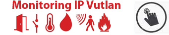 Monitoring capteurs IP Vutlan
